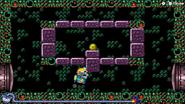 Super Metroid microgame in WarioWare Get It Together 6