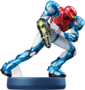 Metroid Dread Samus Amiibo