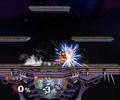 Dash Attack Samus SSBM