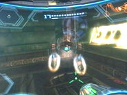 Robot de combate dragón en cielolab