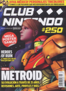 Club Nintendo revista Metroid 25