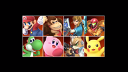 Nintendo Direct E3 2018 - SSBU char small select