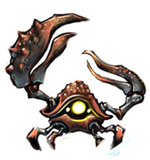 Tallon Crab