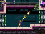 Metroid Fusion Super Missile