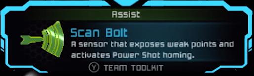 Scan Bolt