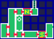 Level-X Map (Pre-crash)