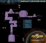 Metroidprime map crater