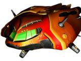 Gunship (Metroid Prime)