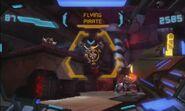 Pirata Volador y de Élite en el Ojo Aniquilador MPFF