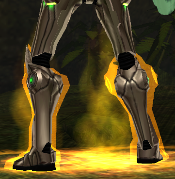 Space Jump Boots