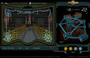 Metroid Prime flash second room