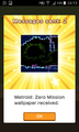 Metroid Zero Mission wallpaper