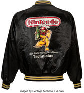 Tony Counselor's jacket 1