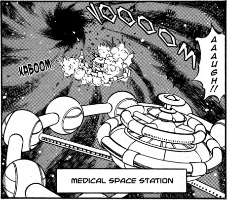 Medical Space Station