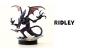 Ridley SSBU amiibo (Nov. 11 Direct focus)