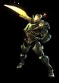 Brawl Sticker Weavel (Metroid Prime Hunters)