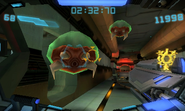 M17 Attacking Metroid MPFF