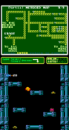 Metroid map on PlayChoice-10