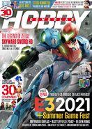 Hobby Consolas June 2021 cover