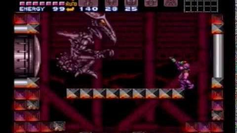 Super Metroid - Ridley