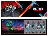 Metroid Dread Special Edition Artbook 03