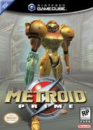 Metroid Prime RP boxart