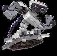 SSB Ultimate ROB render
