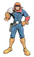 SSB Captain Falcon