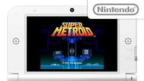 スーパーメトロイド_プレイ映像_(New_3DS_VC)