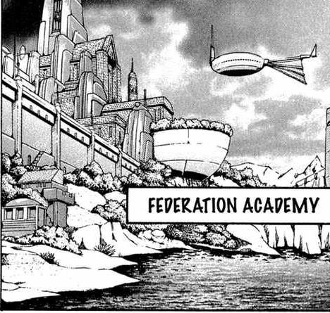 Galactic Federation Academy