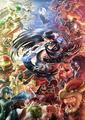 Bayonetta Character Poster SSB4