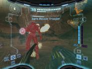 Dark Missile Trooper Ignited