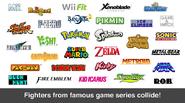 Nintendo Direct E3 2018 - SSBU logos