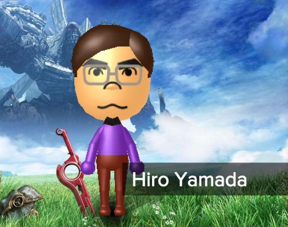 Hiro Yamada