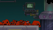 Super Meat Boy Forever Metroid parody 5