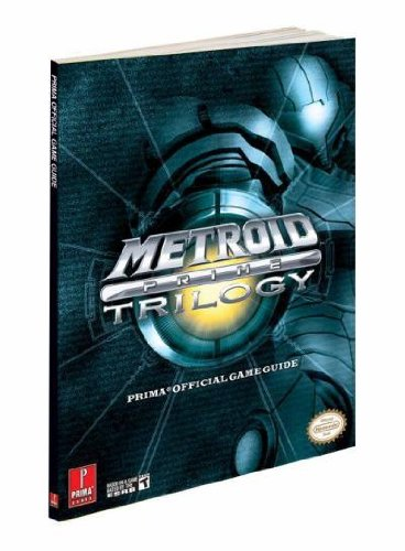Metroid Prime Trilogy: Prima Official Game Guide