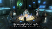 Researcher watches MB speak her mind