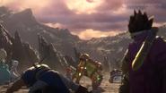 Samus in Sephiroth trailer 2
