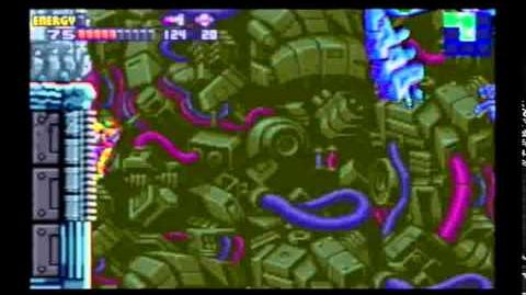 Metroid Fusion - Vs