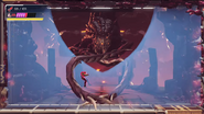Experiment No. Z-57 swiping at Samus with both arms