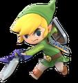 SSB Ultimate Toon Link render