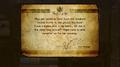Bayonetta Rodin amiibo message