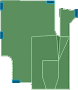 Karte Landeplatz Tallon-Oberwelt