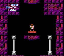 Ridley's Lair-Norfair elevator.png