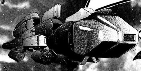 Federation Army Special Ops Battleship VIXIV IV
