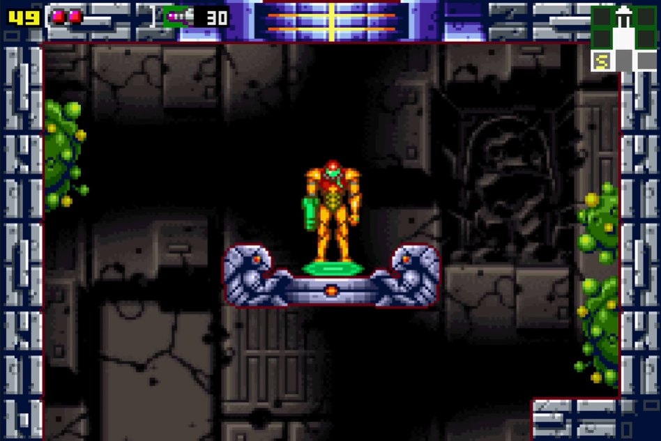 List of rooms in Metroid: Zero Mission/Kraid