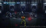 Tres Zebesianos Robot