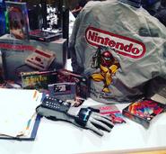 Metroid NES jacket