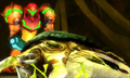 Metroid Samus Returns - Metroid husk