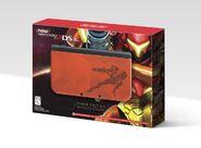 New Nintendo 3DS XL edición Samus Returns